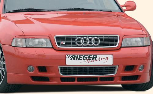 Spoiler Rieger na přední nárazník pro Audi A4 B5 od r.v.99