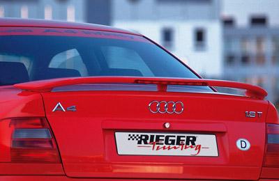 Křídlo s brzdovým světlem pro Audi A4 B5