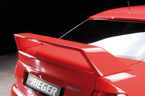 Velké křídlo s brzdovým světlem pro Audi A4 B5