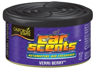 California Scents vůně Car Scents - Borůvka
