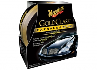 Meguiar's Gold Class Carnauba Plus Premium Paste Wax - 311 g